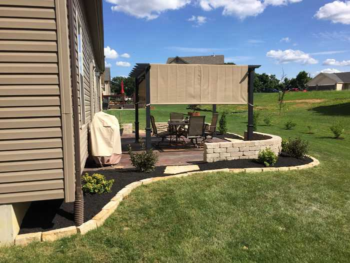 Outdoor Kitchen Construction - Tri-County Hardscape Group